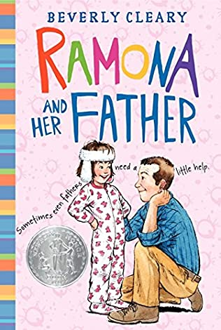 book cover of Ramona and Her Father