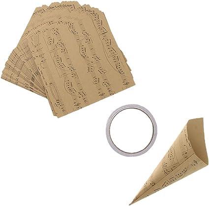 aus Kraftpapier blanko Depory Geschenkanh/änger inkl Schnur 350 g//m/² 100 St/ück Braun 4,5 x 9,5 cm