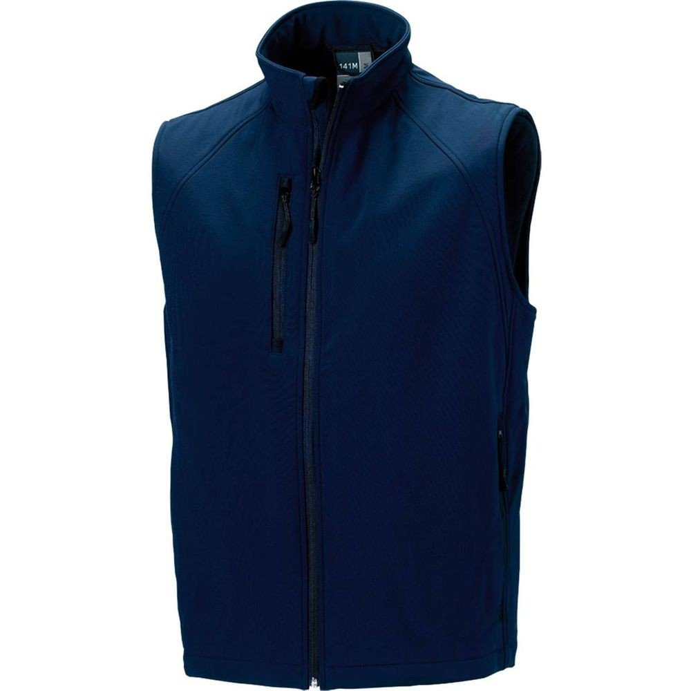 Russell Men's Soft Shell Gilet 141M