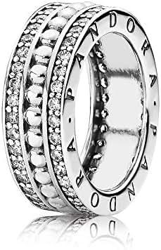 PANDORA 190962CZ-64 Forever PANDORA Ring, Size 11