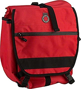 Amazon.com : Banjo Brothers 01130R Waterproof Pannier Backpack ...