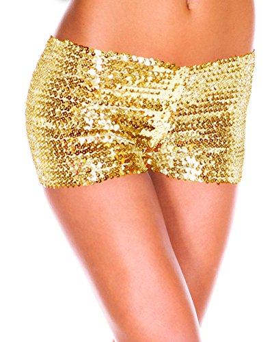 KuSen - Corsé - para mujer dorado