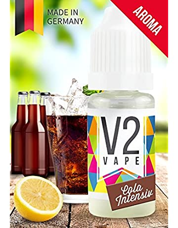 V2 Vape Cola Intensive Concentrate alta dosis de sabor a comida premium 10ml 0mg sin nicotina