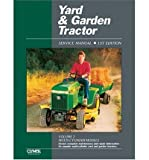 Yard & Garden Tractor Service Manual - Multi-Cylinder Models (Clymer Pro Series) (Paperback) - Common