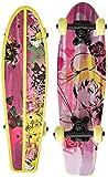 "PlayWheels Disney Fairies 21"" Wood Cruiser Skateboard - Tinkeristic Graphic"