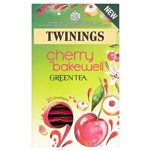 Twinings Cherry Bakewell Green Tea 20 per pack