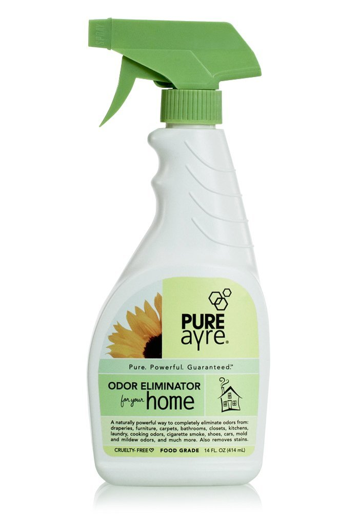 Amazon.com: PureAyre Home/All-Purpose Odor Eliminator, 14-Ounce Bottle  (Pack of 4): Health & Personal Care