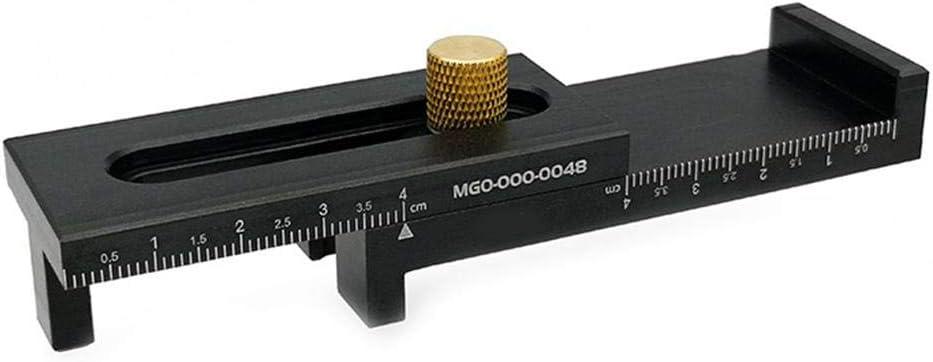 Cosy-TT Carpintería de Alta precisión Regla de Coser Medidor de ...