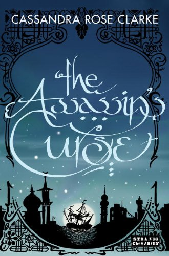 Book cover for The Assassin's Curse