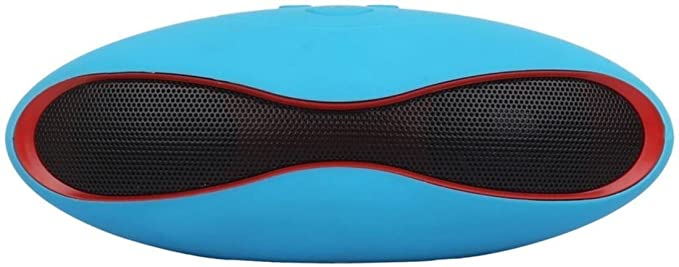 inext Portable Home Audio Speaker with Single Unit Channel  Multicolour  Bluetooth Speakers