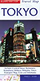 Front cover for the book Tokyo Travel Map (Globetrotter Travel Map) by Globetrotter