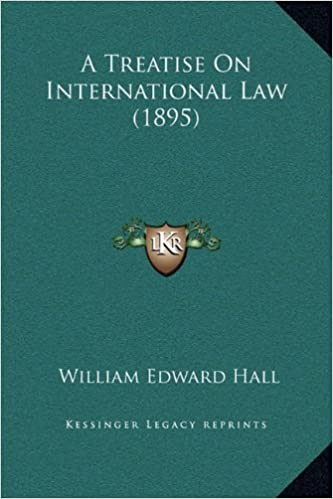 Book A Treatise on International Law (1895)