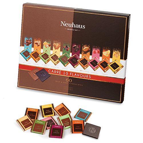 neuhaus-chocolate-le-carre-10-flavours