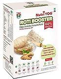 Nutri YOG Roti Booster High Protein Peanut Flour, 400g