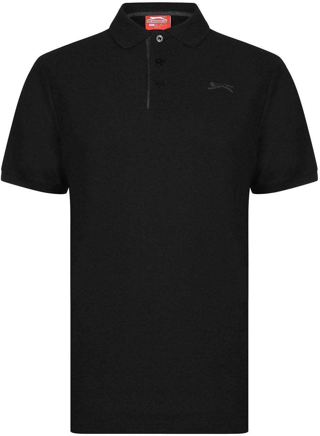 PF1738 Slazenger Mens Advantage Short Sleeve Polo