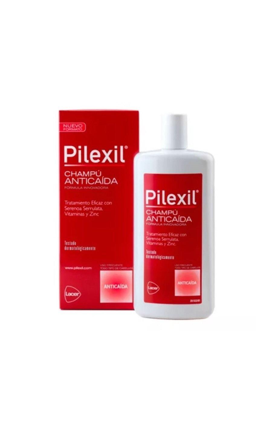 Amazon.com: PILEXIL SHAMPOO 500ML - HAIR LOSS: Health ...
