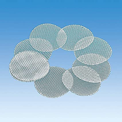 ACE GLASS 5819-80 Series Glass Filter Disc Pack of 6 10 mm Diameter