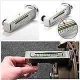 DIY Magnetic Car Auto Camber/Castor Strut Wheel Alignment Gauge Precie Measuring