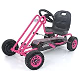 Hauck Lightning - Pedal Go Kart | Pedal Car | Ride On Toys