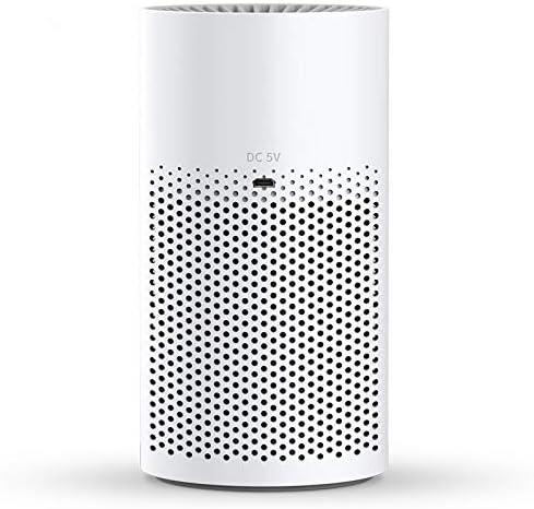 Purificador del Aire/Esterilizador Además De Los Purificadores del Formaldehído/del P.M. 2,5/Aire De La Limpieza del Aire USB/del Coche del Hogar Ioniza: Amazon.es: Hogar