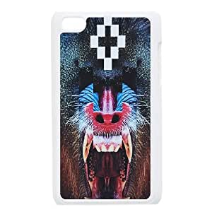 iPod Touch 4 Phone Case White MARCELO BURLON WTHG1015484