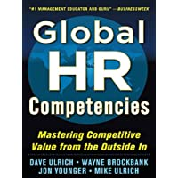 Global HR Competencies:  Mastering Competitive Value from the Outside-In (EBOOK)