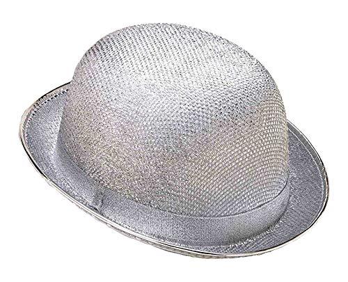 Derby/Bowler Glitter Hat
