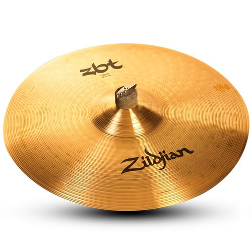 ZILDJIAN ZBT16C 40,6 cm (16 Zoll) Crash, Medium-Thin, Traditional Finish