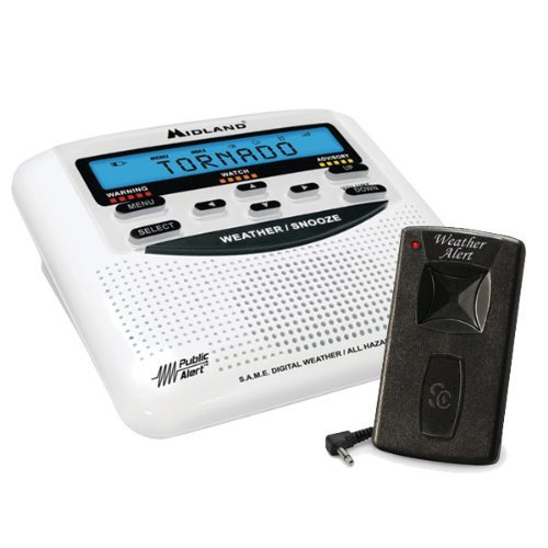 Midland Alert Weather Radio w-Transmitter by Silent Call (Image #1)