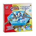 Save Penguins On Ice Game SS Penguin Trap Activate Funny Family Party Ice Breaker Kids Puzzle Table Knock Blockの商品画像