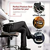 Memory Foam Seat/Chair Cushion for Relieves