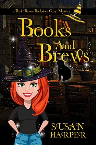 Books and Brews (Back Room Bookstore Cozy Mystery Book 1) -