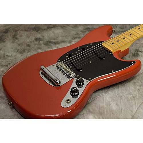 Fender/Mustang Morocco Red B0789B8LXY