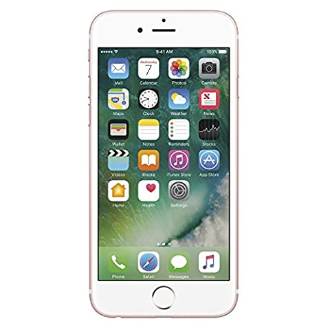 Apple iPhone 6S 64 GB Unlocked, Rose Gold (Certified Refurbished) (Apple Used Mobile)