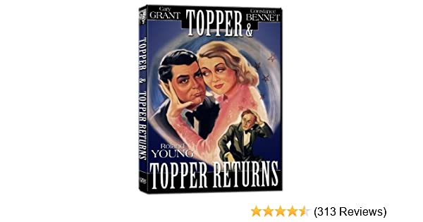 topper returns movie review