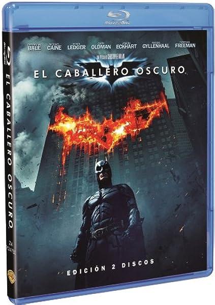 Batman: El Caballero Oscuro [Blu-ray]: Amazon.es: Gary Oldman ...