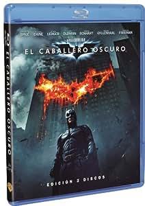 Batman: El Caballero Oscuro [Blu-ray]