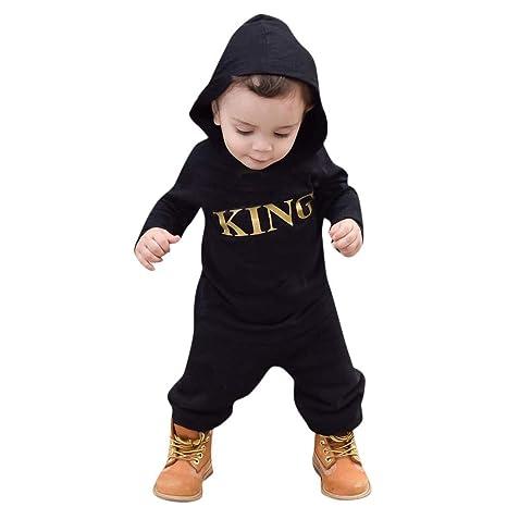 MRULIC Reizender Baby Playsuit Overall Kaninchen Ohr Badysuit stellt Outfit Pullover Jumper Herbst Frühlings Oberbekleidung L