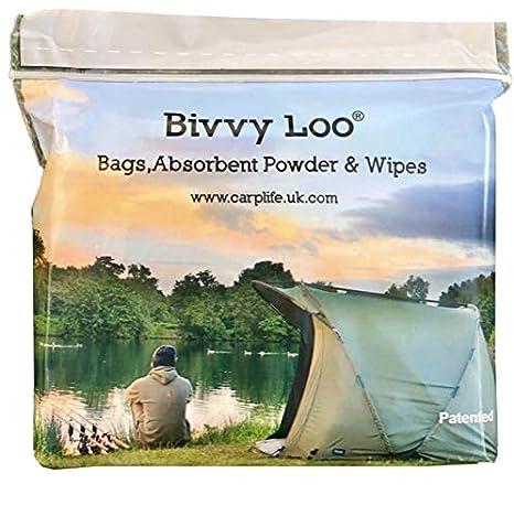 Bivvy Loo - Bolsas de baño portátiles - Bolsas de baño para ...
