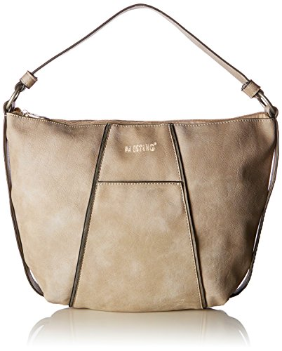 Erin Omaha Mustang Hobo Lhz - White Women Totes Bags (offwhite)