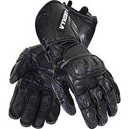 Vykon Radius Gloves (Black, Medium)