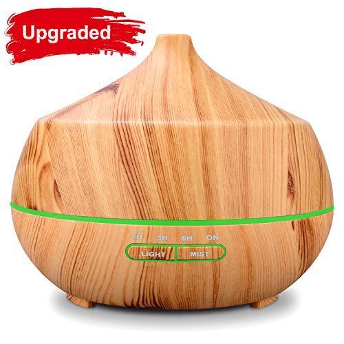 Tenswall Aromatherapy Essential Humidifier Ultrasonic