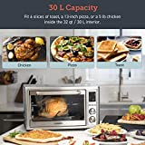COSORI CO130-AO 12-in-1 Air Fryer Toaster Oven