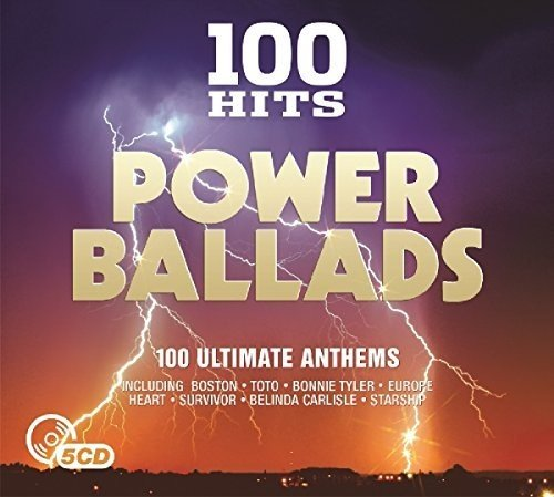100 Hits - Power Ballads from 100 Hits