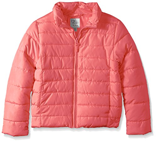 Place Girls' The Big Melon Neon Puffer Solid Children's BqSUSRa