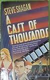 A Cast of Thousands, Steve Shagan, 0671741330