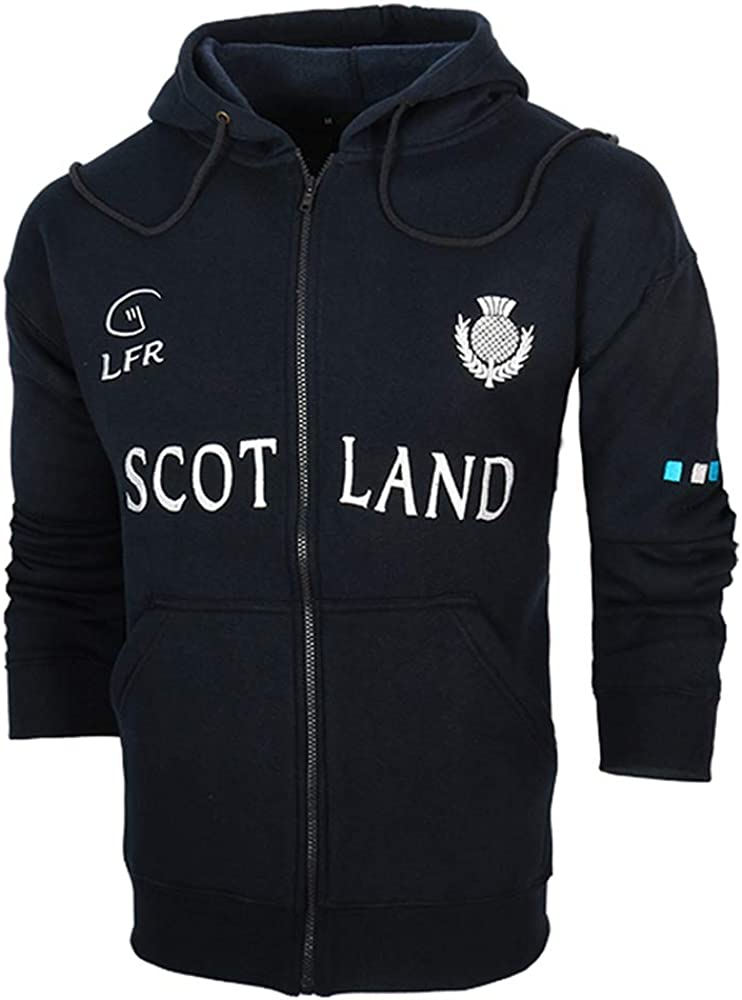 Men's - Scotland Full Zip Hoody