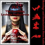 Enjoying the Younger Woman - Delilah's First Lesbian Sex: Jia the Smoking Lesbian Seductress, Book 2 | Annjanette Daley