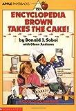 Encyclopedia Brown Takes the Cake!