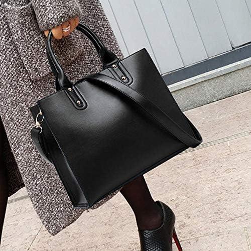 Circlefly Frau Tasche koreanische Mode-Hand wilde Atmosphäre Schulter Messenger große Kapazität Hand